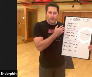 HIIT with Chris Lindley