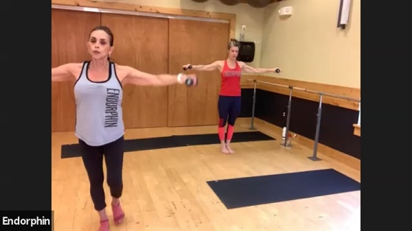 Barre with Deb Plath