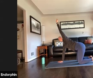 Yoga with Erin Wimert