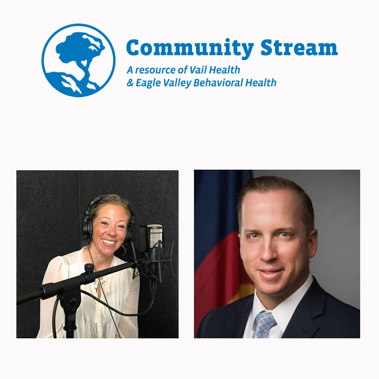 Episode 17: The Division of Insurance's Michael Conway and Cara Cheevers join Dr. Casey Wolfington for a conversation about how health insurance policy can effect behavioral health, as well as what is being done at the state and federal level to insure access to all.