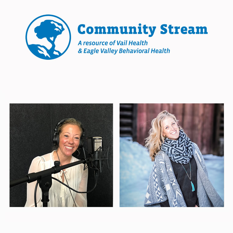 Vail Valley native Rachel Nelson joins the show, along with Dr Casey Wolfington, to talk about what it was like growing up in this area, her many years as a professional snowboarder, the tragic loss of her best friend Josh Malay, and how that led her on a spiritual journey of self transformation that would eventually bring her to all her current work as a well known yoga teacher, life coach, and holistic grief counselor.